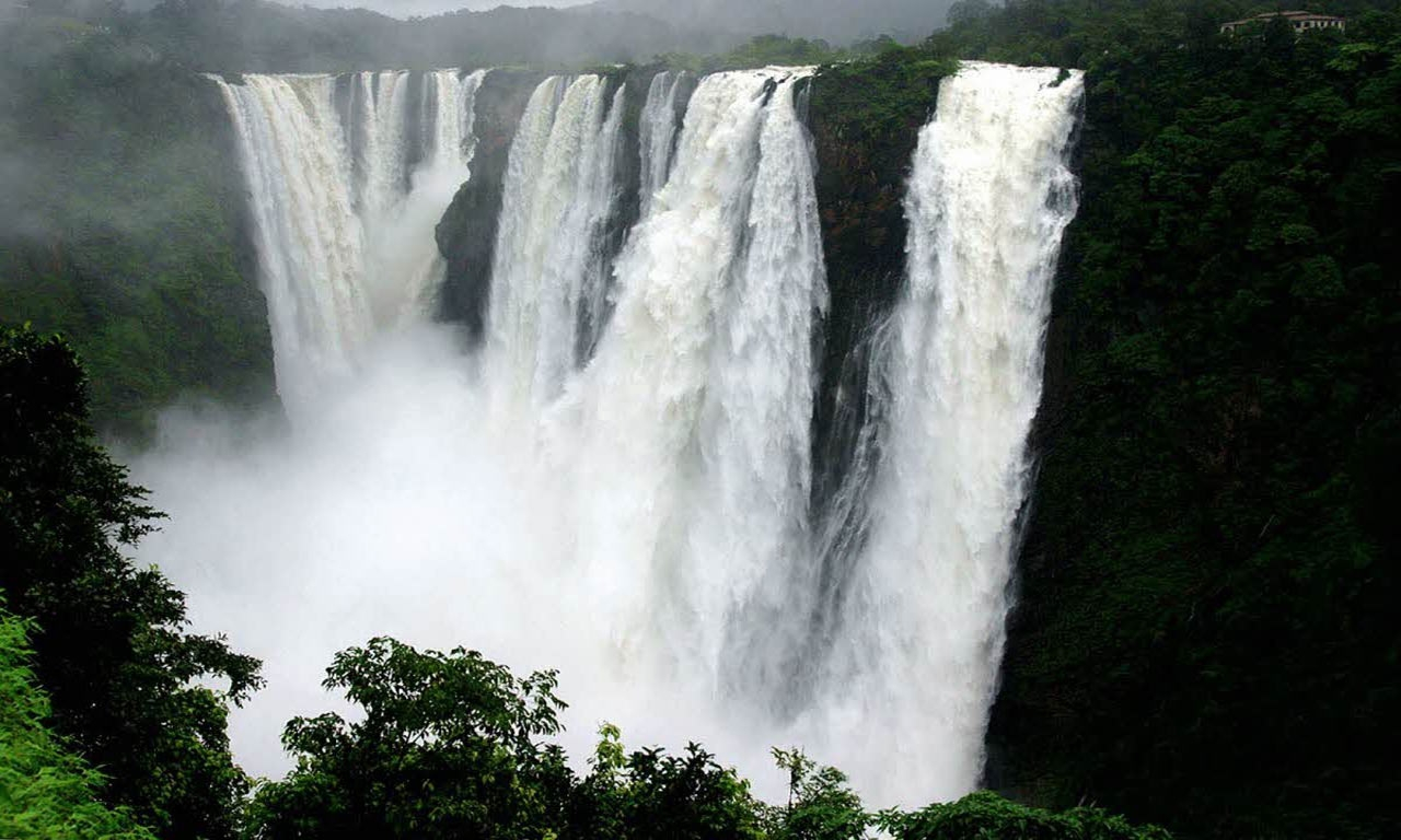 Cherrapunji Tourist Guide - World Wettest Place – Famous Land of Oranges in India