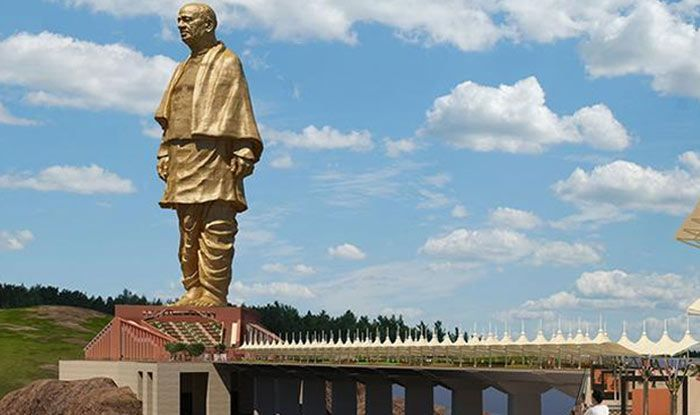 Statue Of Unity Tour Package India - The World's Tallest Statue