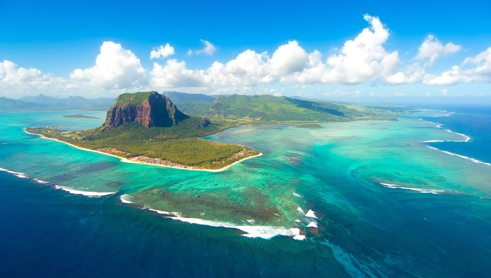 le morne Mauritius has a lot of hiking trails, le morne mountain is one of the most worthy the effort this unesco world heritage site is a must do hiking trail.