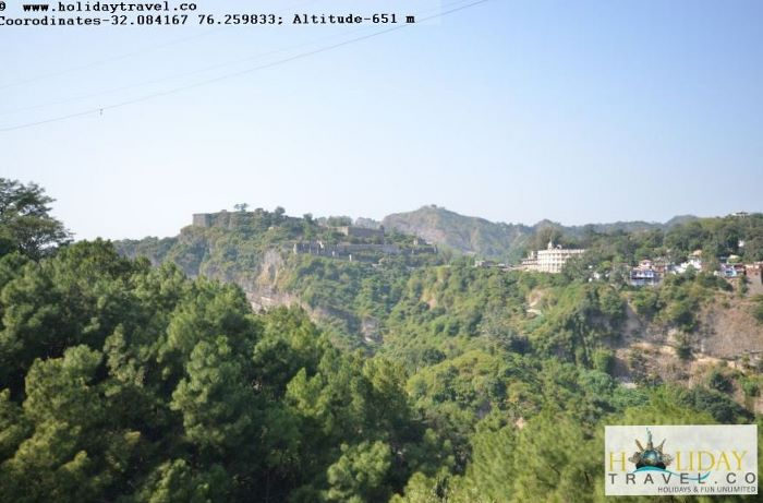 Kangra-Fort-View-From-Highway (700x461)