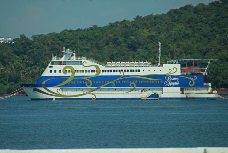 Casino royale ship ncaa gambling odds