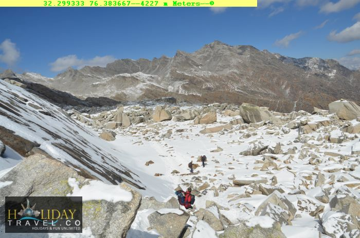 At4227Meters-DescentFrom-Indraharpass-Finally-AllTeam-members-Survived-TheRiskySteep-Descent-Into-Open-Area