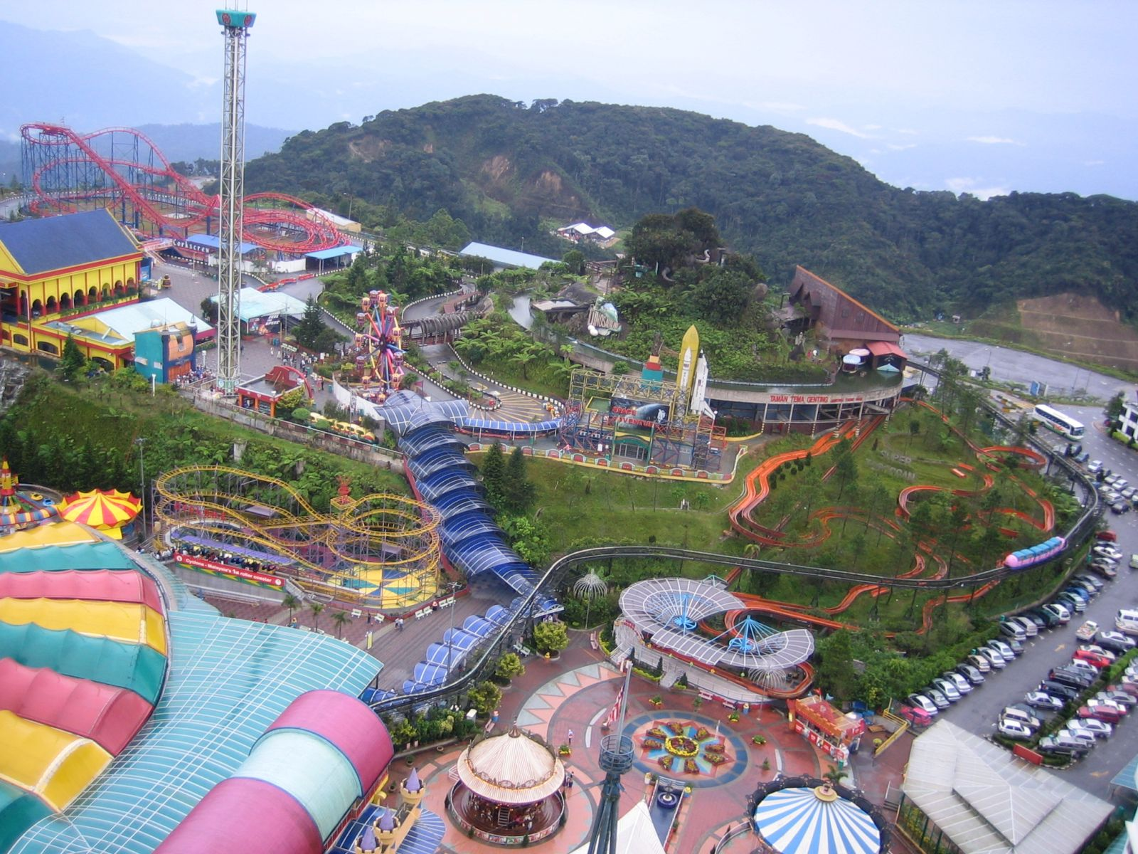 About Genting Highlands