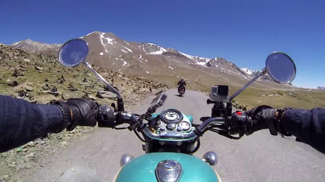 Motor Bike Himalayan Tours