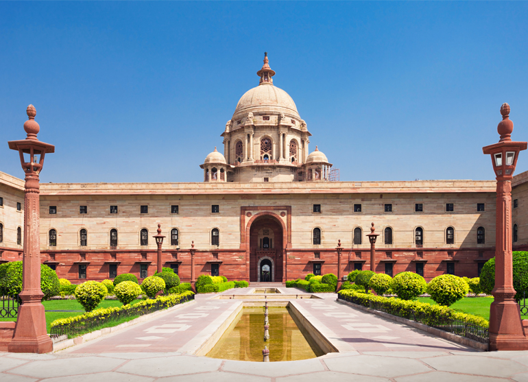 Architecture of Rashtrapati Bhawan