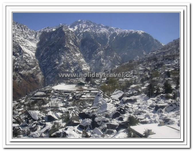 Auli - Breathtaking View From the Cable car