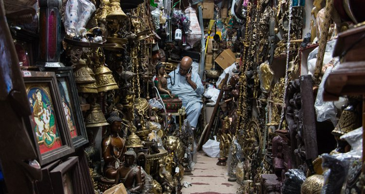 Bangalore - Antiques Handicraft