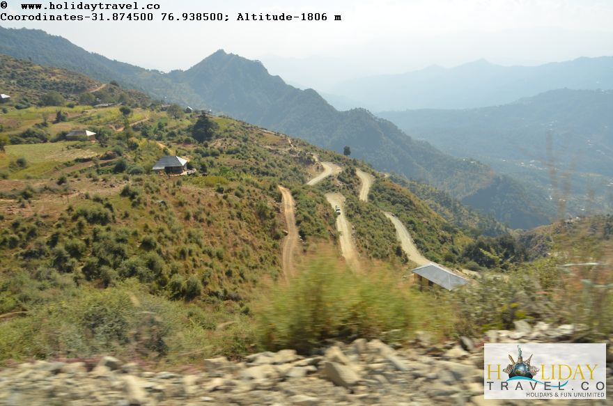 Barot-Jhantigari-Mandi-NewRoute-Roads-Less-Travelled-4X4-Trip-Adventure-Tour-HairPin-Bends-Similar-to-rohtang-do-not-get-scared