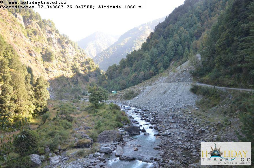 Barot-To-Lohardi-Village-Route