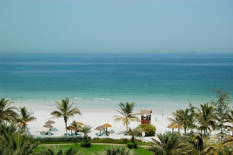 beaches of ajman