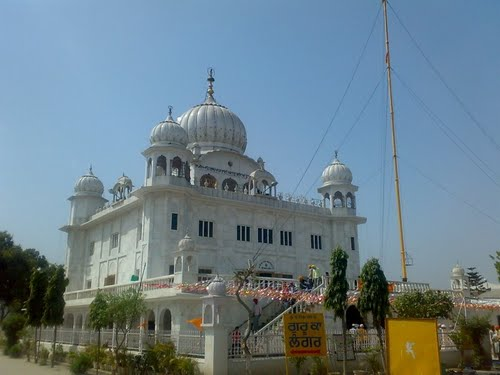 Bhathha Sahib ji Gurudwara Ropar