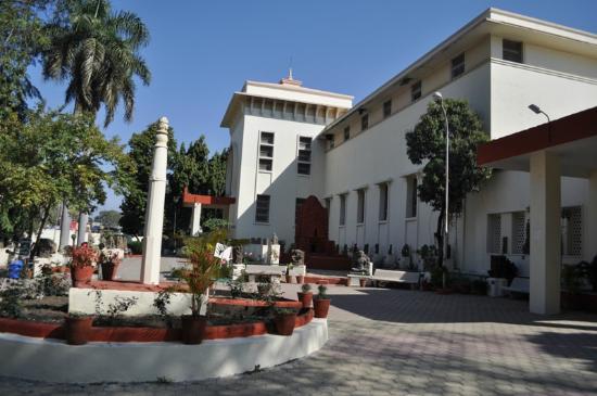 Central Museum Indore Museum