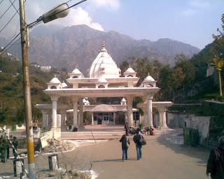 Charan padula Entry vaishno Devi