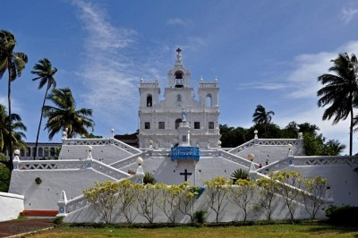 India Church Tour Package Goa Christian Pilgrimage Tour Package Holiday Travel