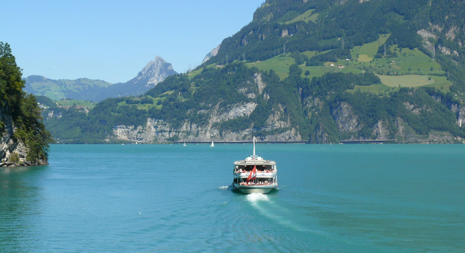 Cruise On Lake Lucerne