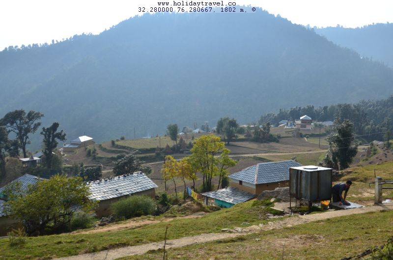 Beautiful Kareri Village