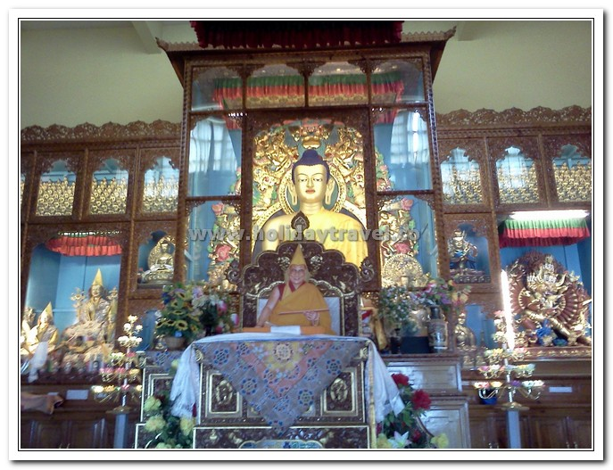 Dalailamatemple-Meclodganj