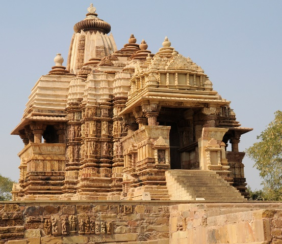 Devi Jagadmbi temple Khajuraho