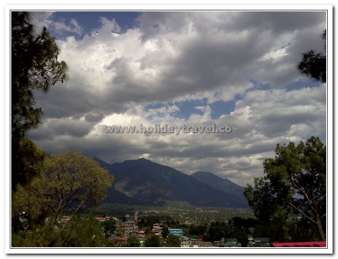 Dharamshala Evening Romantic Sky