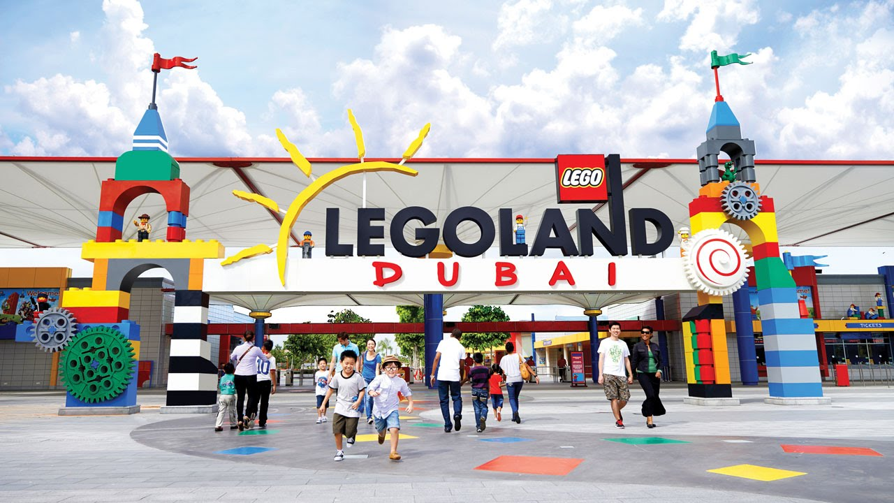Dubai Lego Land Water Park
