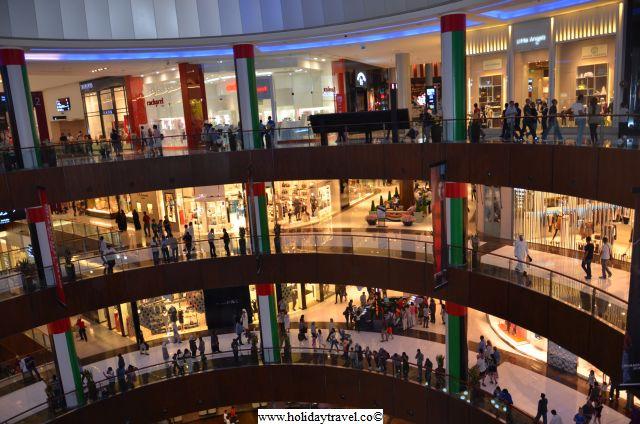 DubaiMall_InsideDramaticView
