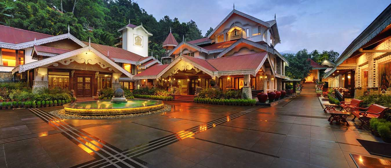 Exterior View Mayfair Gangtok