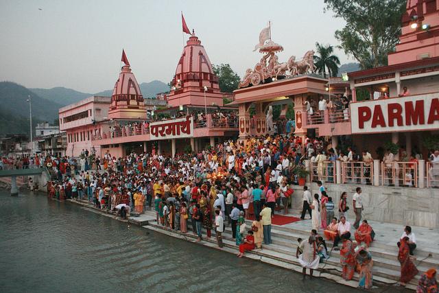 GangaGhat_Rishikesh