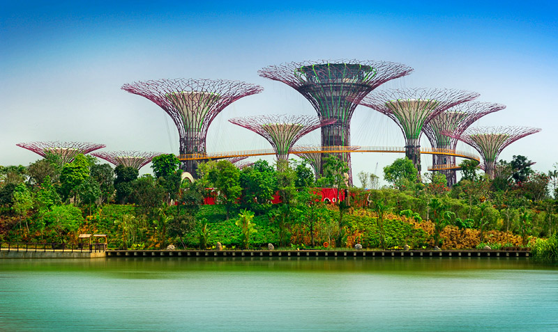 Garden By The Bay Davao Rates singapore honeymoon package - holiday travel