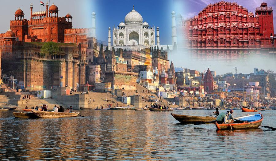 Golden Triangle India Tour With Varanasi Sarnath