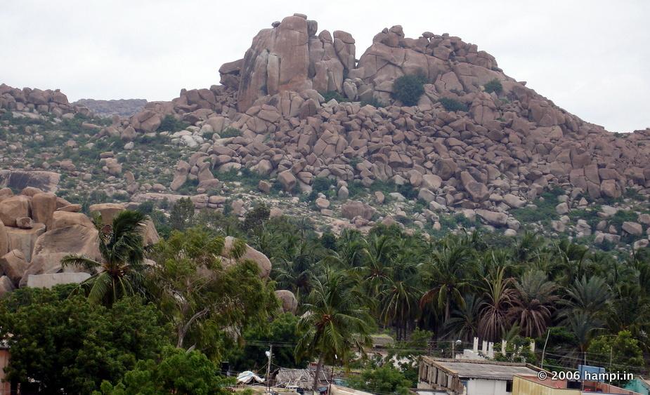 Hampi Village