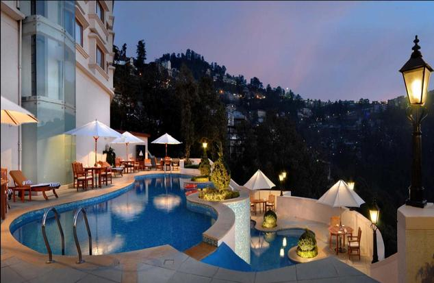 Hotel Radisson Shimla  Radisson Hotel in Shimla is a boutique hotel that invites its you into a unique world of comfort and leisure. The serene and tranquil atmosphere in conjunction with the gratifying hospitality is sure to linger in the hearts of you.  Sitting at the foot of the north-west Himalayas, Radisson Hotel enjoys beautiful views of the surrounding cedar forests and mountains. Offering free WiFi, it also has a seasonal outdoor pool, pampering spa treatments and a gym.  A personal safe and tea/coffee making facilities are included. Bathrooms have shower facilities.  Radisson Hotel is less than 200 m from Jakhu Temple and The Mall. It is 1.3 km from Himachal State Museum. Shimla Airport is 26 km away. Free parking is available.  Day trips and car rentals can be arranged at the tour desk. The hotel also provides a business centre and laundry services. The front desk operates 24 hours.    FACILITIES  Free high-speed Internet access  Fruit basket upon arrival  Car rental service  Foreign currency exchange  Pool table  Travel desk