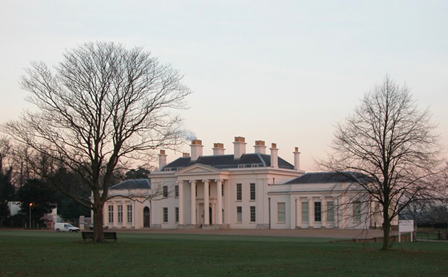 Hylands House and Estate, Essex