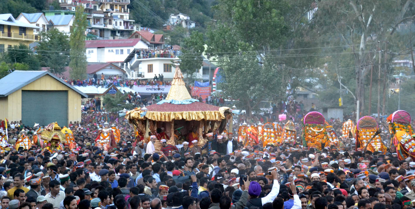International Dushera Festival Kullu