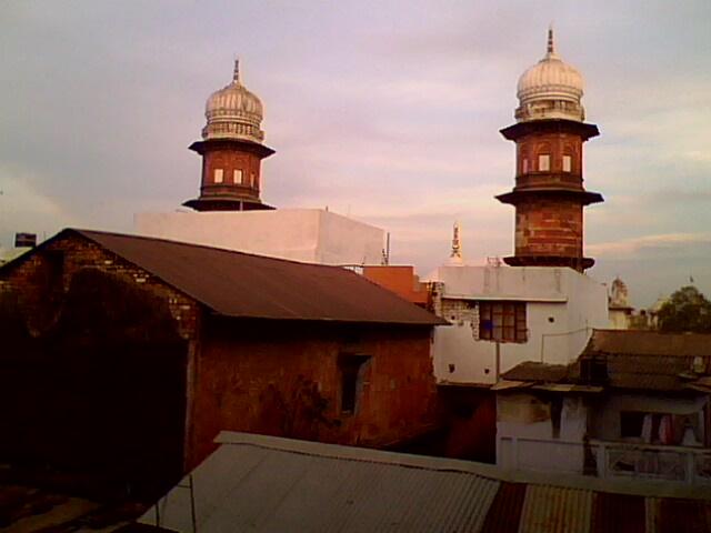 JamaMasjid_Bhopal