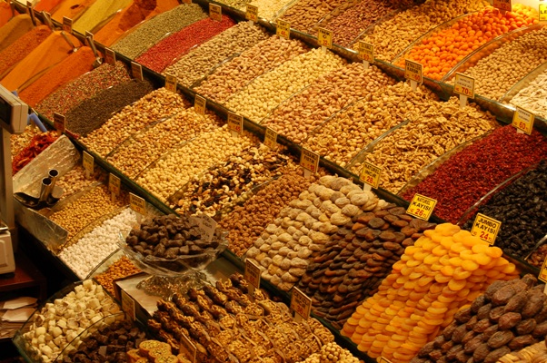 Jammu - Dry fruits