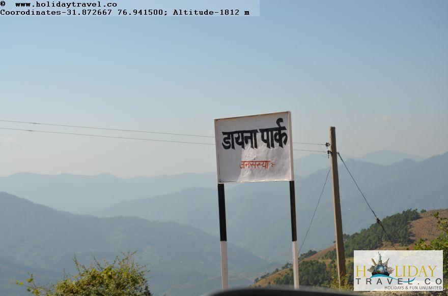 Jhantogari-Mandi-NewRoute-Approaching-DaynaPark-Village-at-2000meters