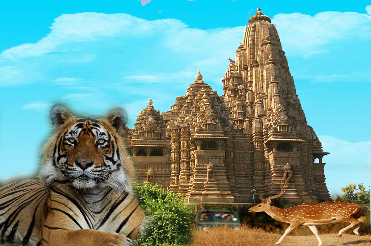 khajuraho kanha package