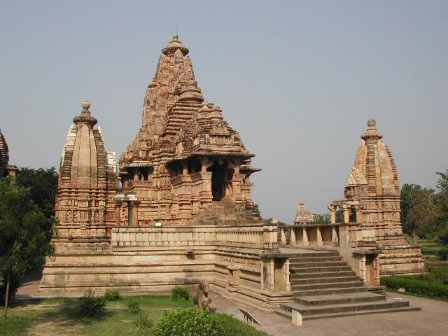Khajuraho lakshamana Temple