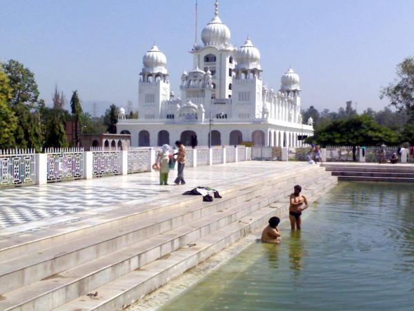 Kiratpur Sahib Gurudwara