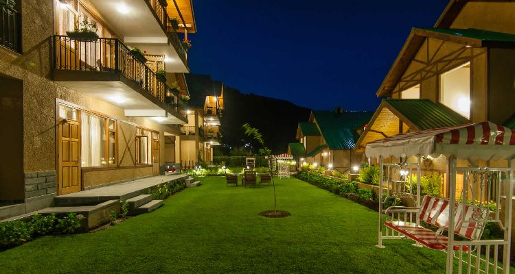 Kullu Manali Special Honeymoon Package1 - Anantmaya Manali