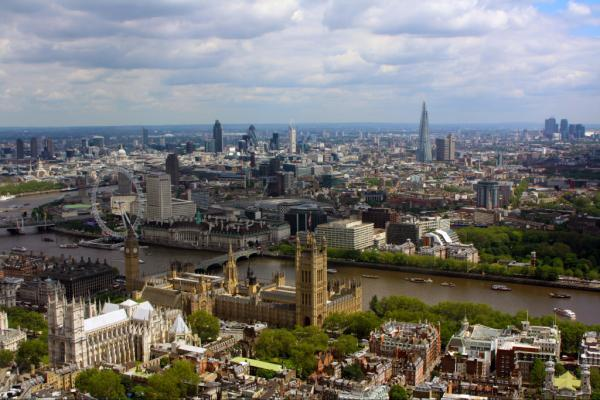 London Holiday Package from India