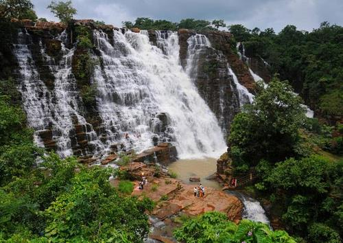 Malanjhkudum Water fall
