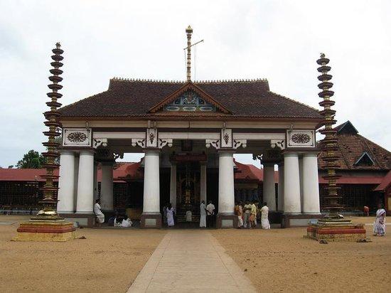 Mararikulum-vaikom-mahadeva-temple