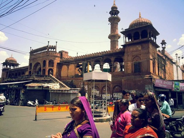 Moti_Masjid_Bhopal