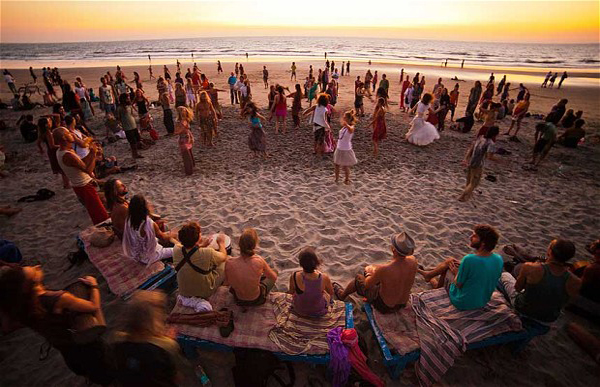 Image result for goa new year party 2017