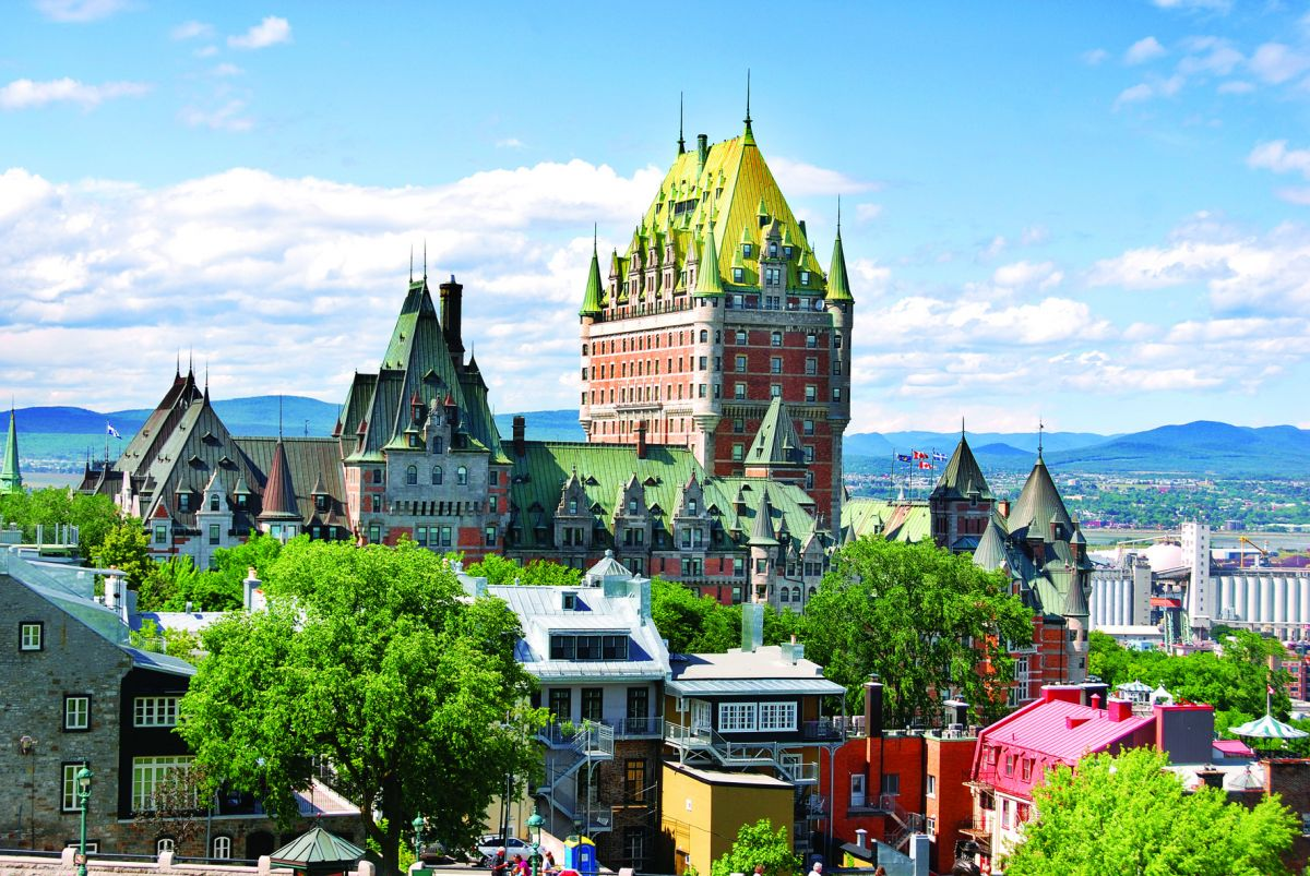 Ontario And French Canada Tour Package From Mumbai Delhi