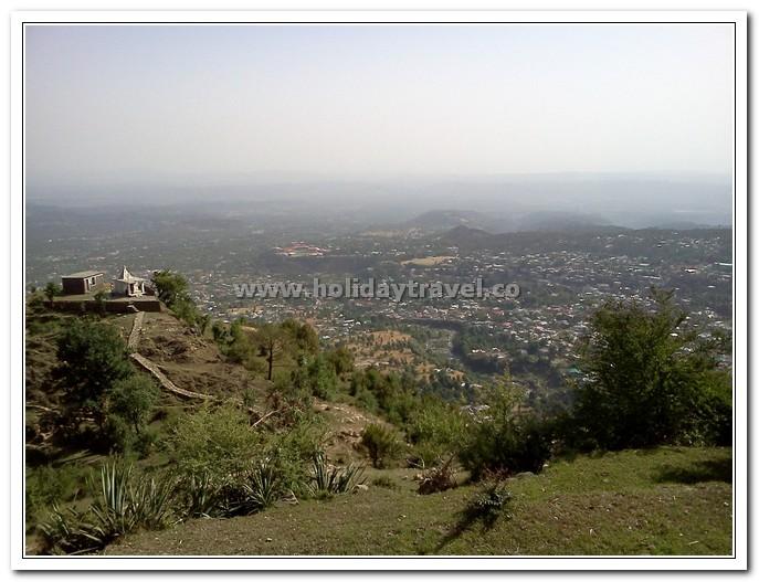 Paragliding Spot in Indunag Dharamshala