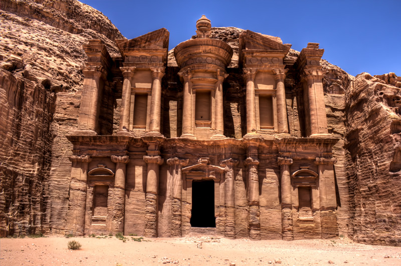 Petra the Red Rose City