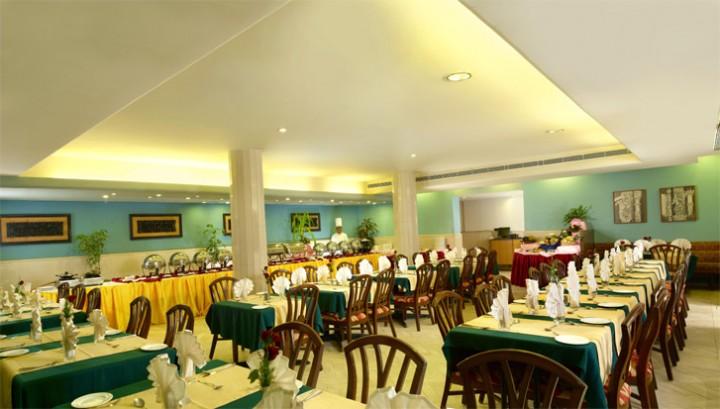 Hotel Sangam Restaurant – Madurai