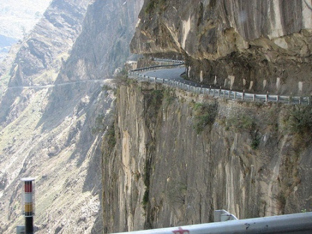 Sangla Deadly Road